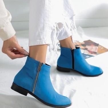 Limoya Bot Mavi